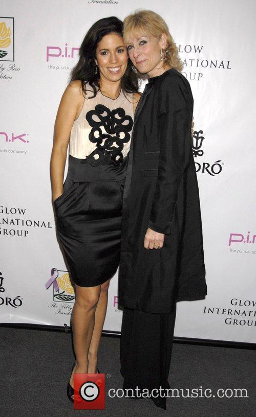 Ana Ortiz and Judith Light Attending the Women...
