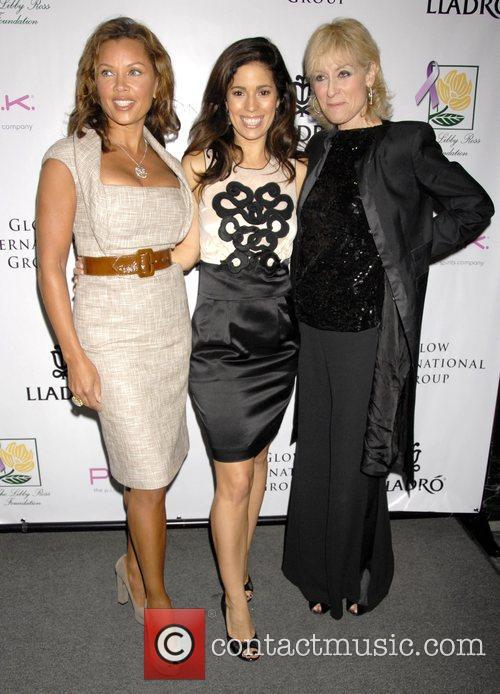 Vanessa Williams, Ana Ortiz and Judith Light Attending...