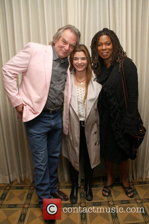 Leon Rippy, Laura San Giacomo and Lorraine Toussaint 6