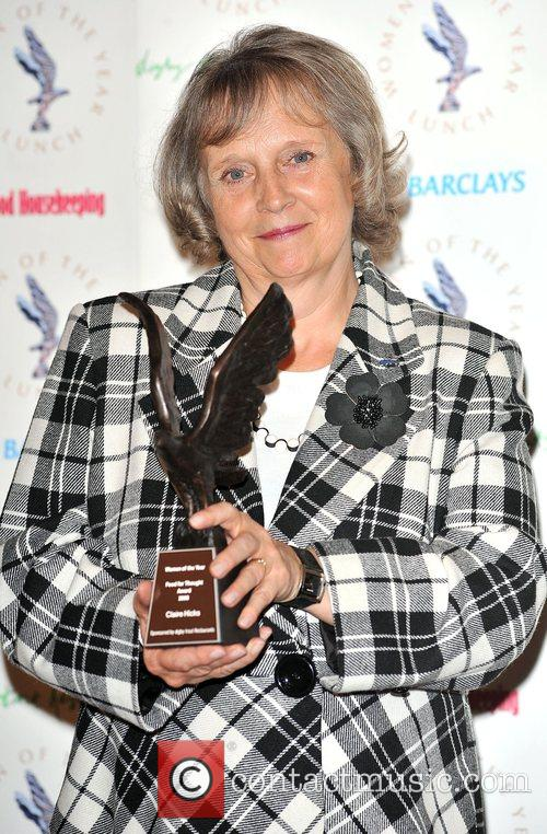 Claire Hicks  Women of the Year Awards...