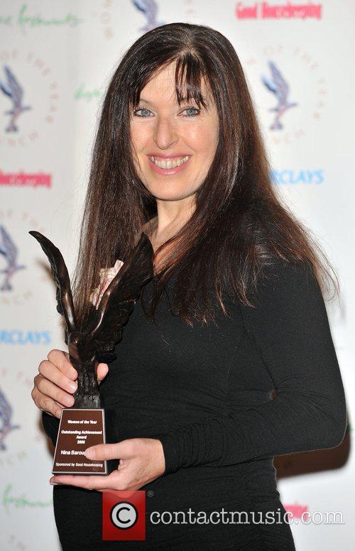 Nina Barough  Women of the Year Awards...