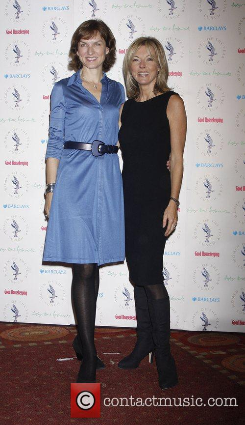 Fiona Bruce and Mary Knightingale Women of the...