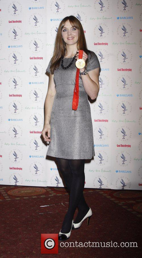 Victoria Pendleton Women of the Year Awards held...