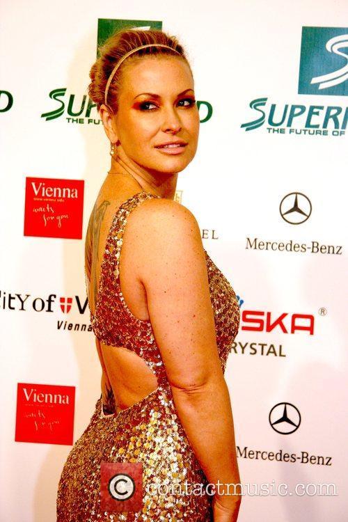 Anastacia The 4th Women's World Awards - Arrivals...