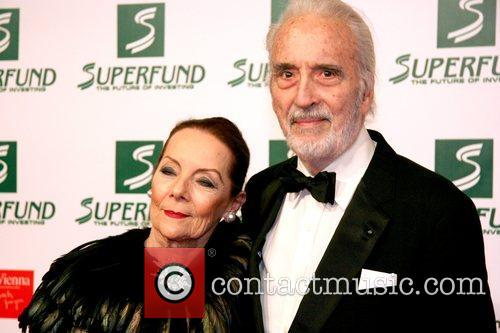 Guest and Christopher Lee The 4th Women's World...