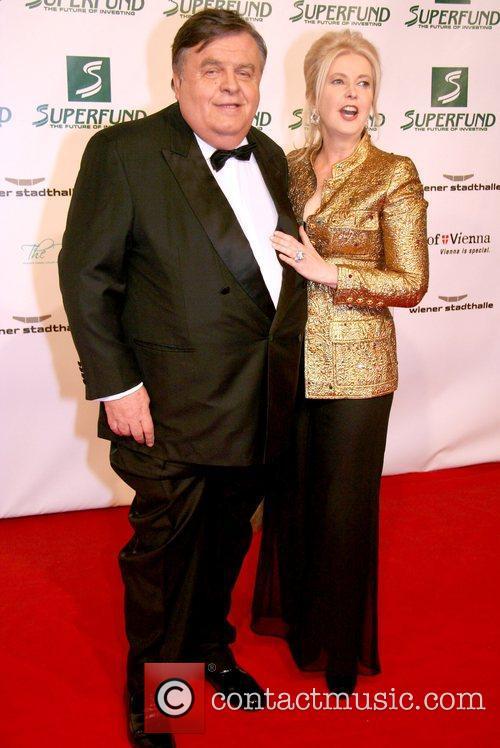 Helmut Thoma and Frau Daniele The 4th Women's...