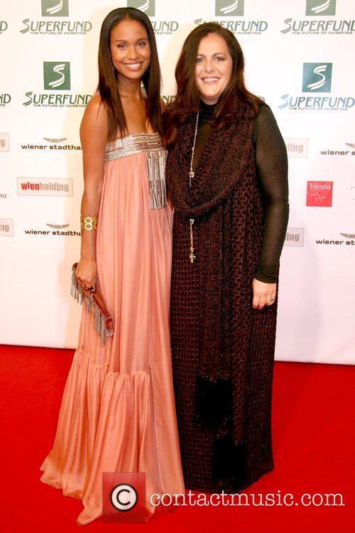 Joy Bryant and Angela Missoni The 4th Women's...