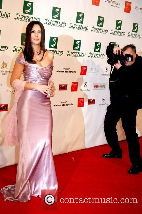 Monica Bellucci The 4th Women's World Awards -...