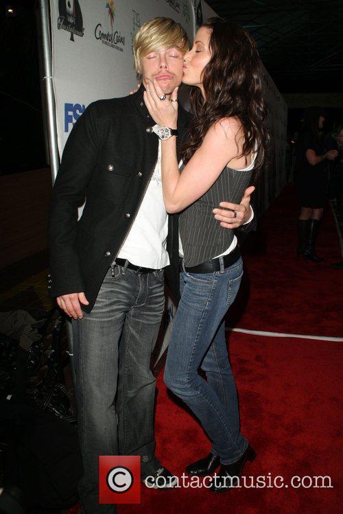 Derek Hough and Shannon Elizabeth The 7th Annual...