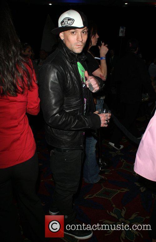 Benji Madden The 7th Annual World Poker Tour...