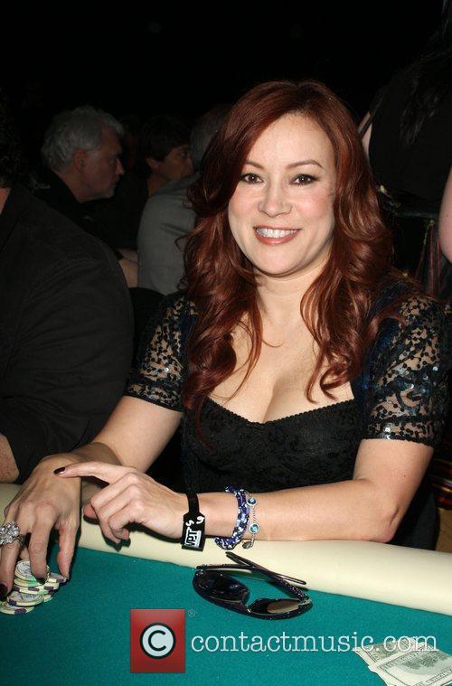 Jennifer Tilly The 7th Annual World Poker Tour...