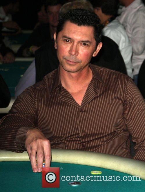 Lou Diamond Phillips The 7th Annual World Poker...