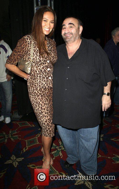 Tia Carrere and Ken Davitian The 7th Annual...