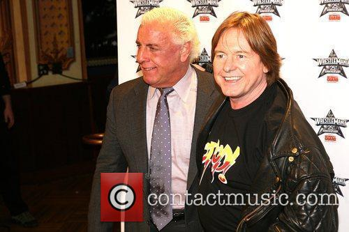 Ric Nature Boy Flair and Rowdy Roddy Piper...