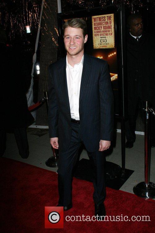 Benjamin McKenzie The L.A. Premiere of 'The Wrestler'...
