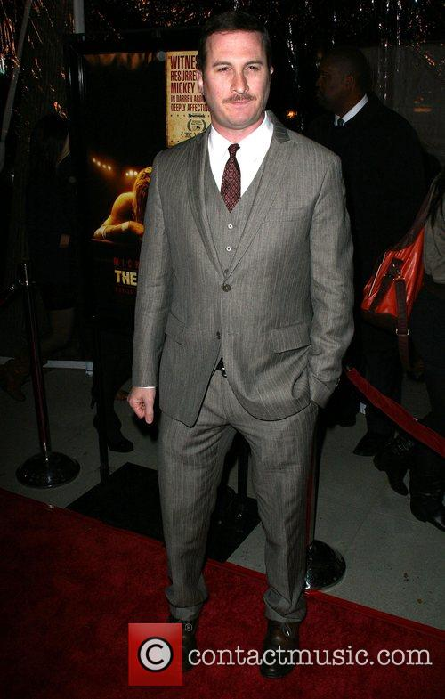 Darren Aronofsky The L.A. Premiere of 'The Wrestler'...