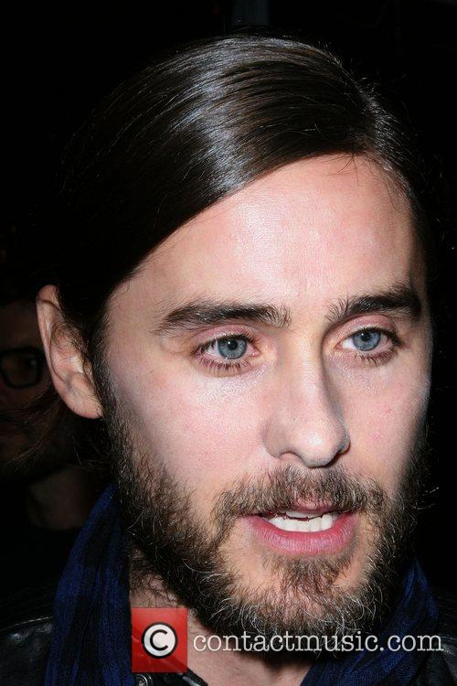 Jared Leto The L.A. Premiere of 'The Wrestler'...