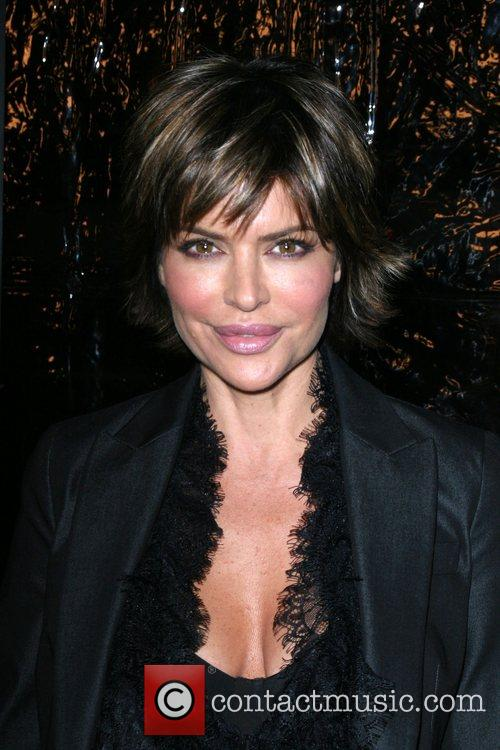 Lisa Rinna The L.A. Premiere of 'The Wrestler'...