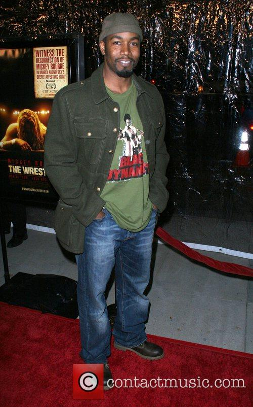Michael Jai White The L.A. Premiere of 'The...