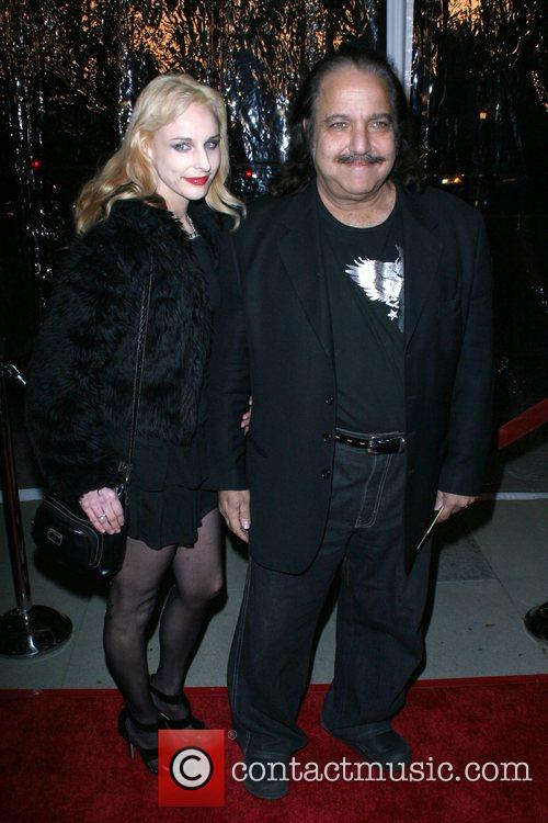 Ron Jeremy and Guest The L.A. Premiere of...