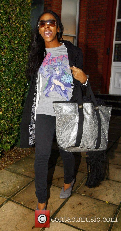 X Factor contestants leave the house for the...