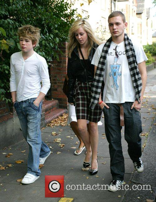Eoghan Quigg, Diana Vickers and Scott Bruton leaving...