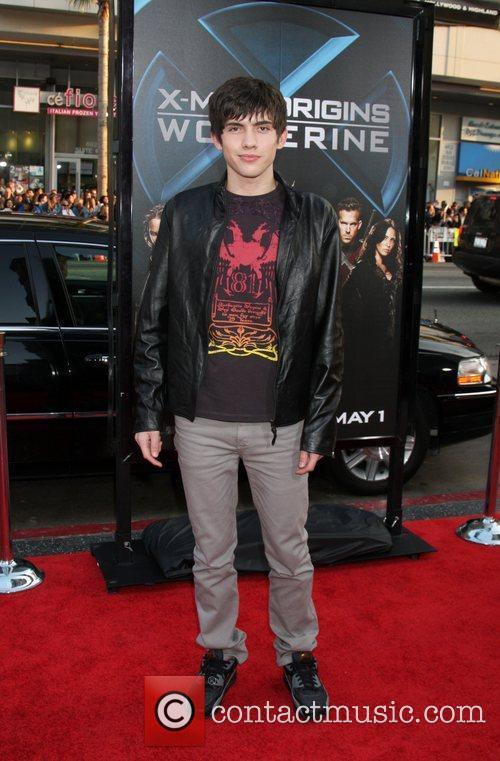 Carter Jenkins and Wolverine 5