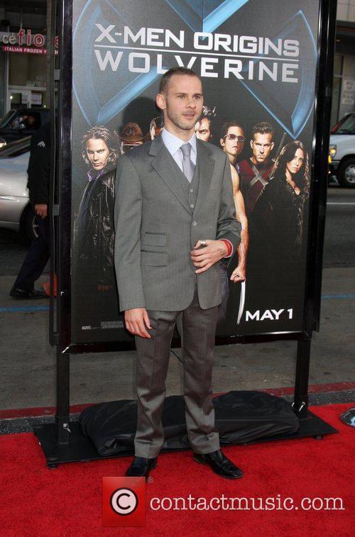 Dominic Monaghan X-Men Origins: Wolverine screening at the...