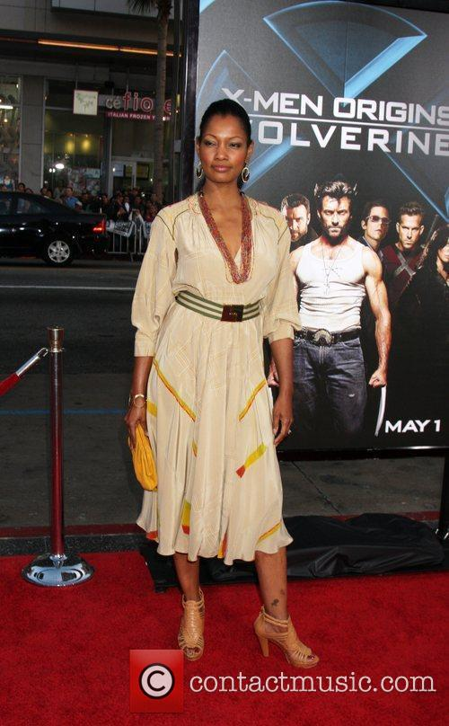 Garcelle Beauvais-nilon and Wolverine 6