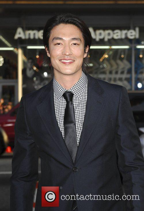 Daniel Henney and Wolverine 1
