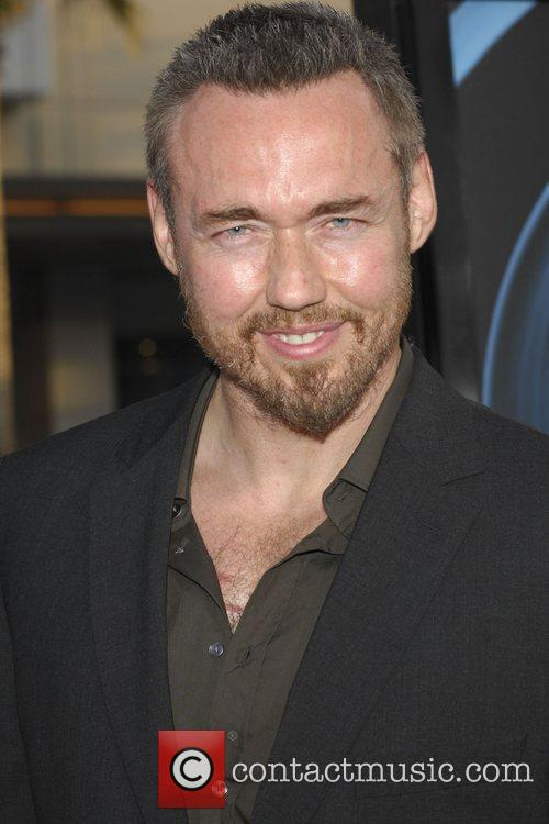 Kevin Durand and Wolverine 3