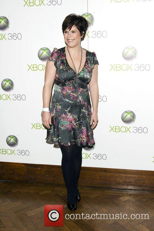 Arrives at the New Xbox Experience Launch Party...