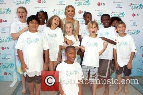 Hayden Panettiere, The Boys and Girls Club Of Santa Monica