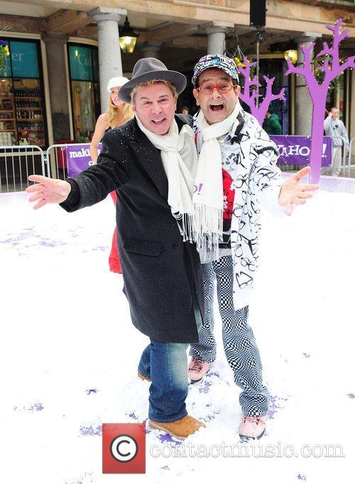 David Van Day and Timmy Mallett  The...