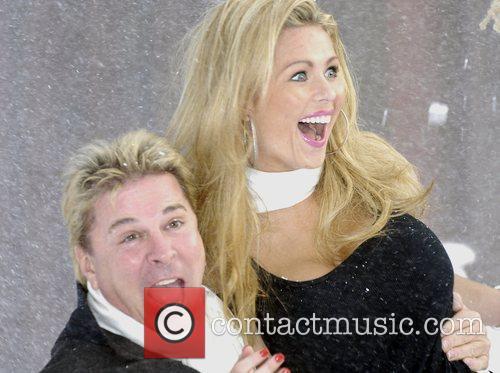 David Van Day and Nicola McLean The Yahoo!...