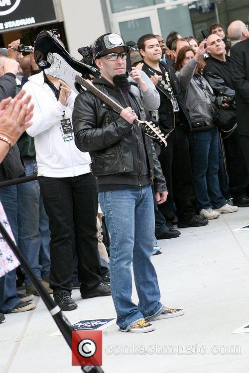 Scott Ian Of Anthrax 8