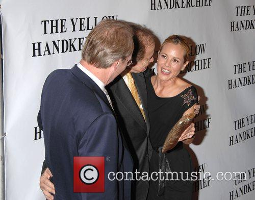William Hurt, Arthur Cohn and Maria Bello 7
