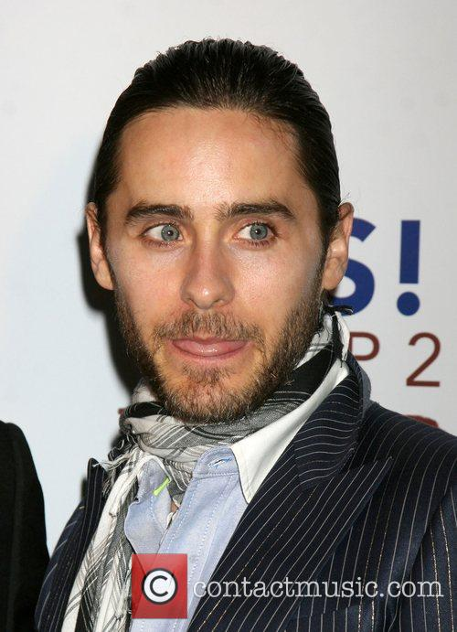 Jared Leto The 'Yes! on Prop 2 Campaign'...