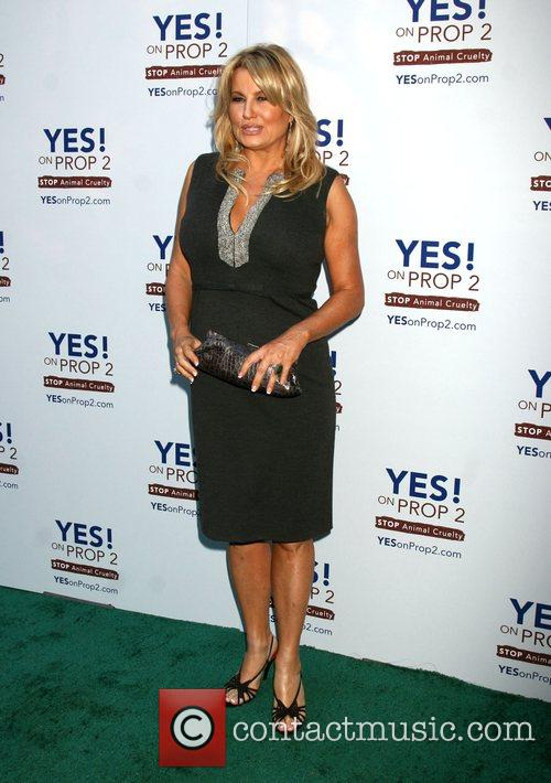 Jennifer Coolidge The 'Yes! on Prop 2 Campaign'...
