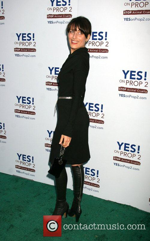 Lisa Elelstein The 'Yes! on Prop 2 Campaign'...