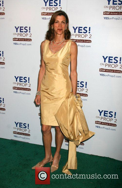 Wendie Malick The 'Yes! on Prop 2 Campaign'...