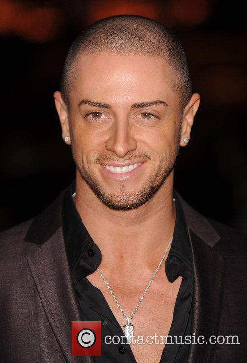 Brian Friedman The UK premiere of 'Yes Man'...