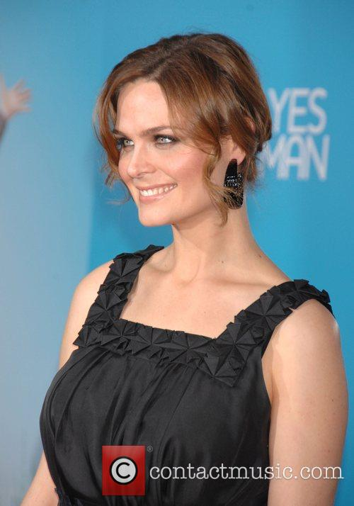 Emily Deschanel Los Angeles Premiere of 'Yes Man'...