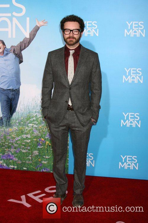 Danny Masterson Los Angeles Premiere of 'Yes Man'...