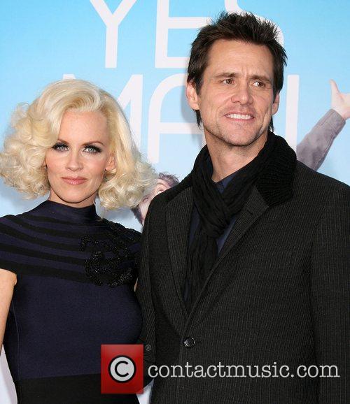 Jenny Mccarthy and Jim Carrey 7