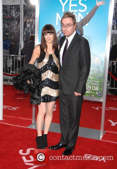 Danny Wallace Los Angeles Premiere of 'Yes Man'...