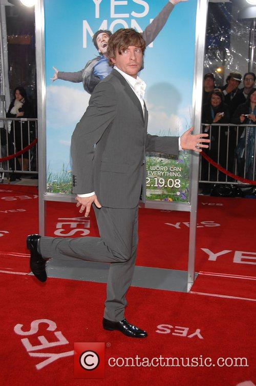 Rhys Darby Los Angeles Premiere of 'Yes Man'...