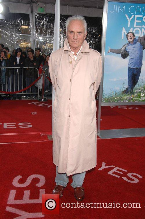 Terrence Stamp Los Angeles Premiere of 'Yes Man'...