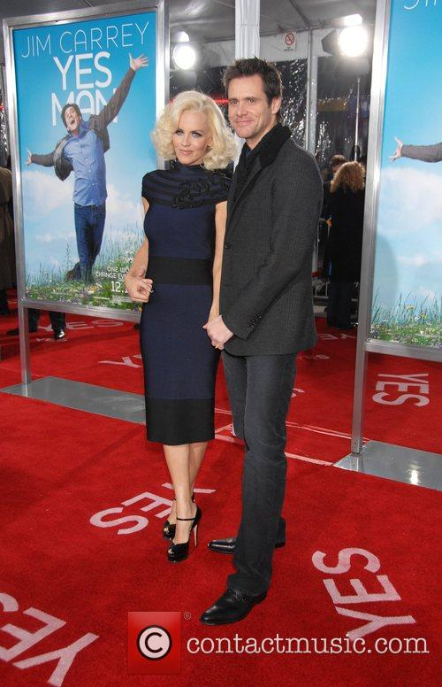 Jenny Mccarthy and Jim Carrey 11