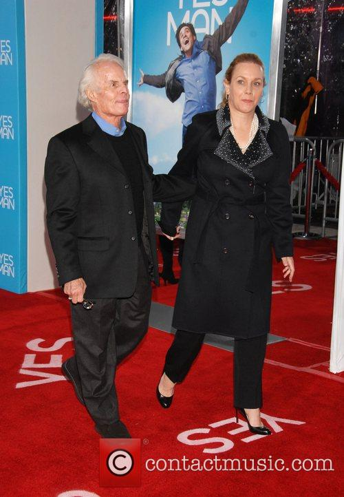 Richard Zanuck and wife Los Angeles Premiere of...